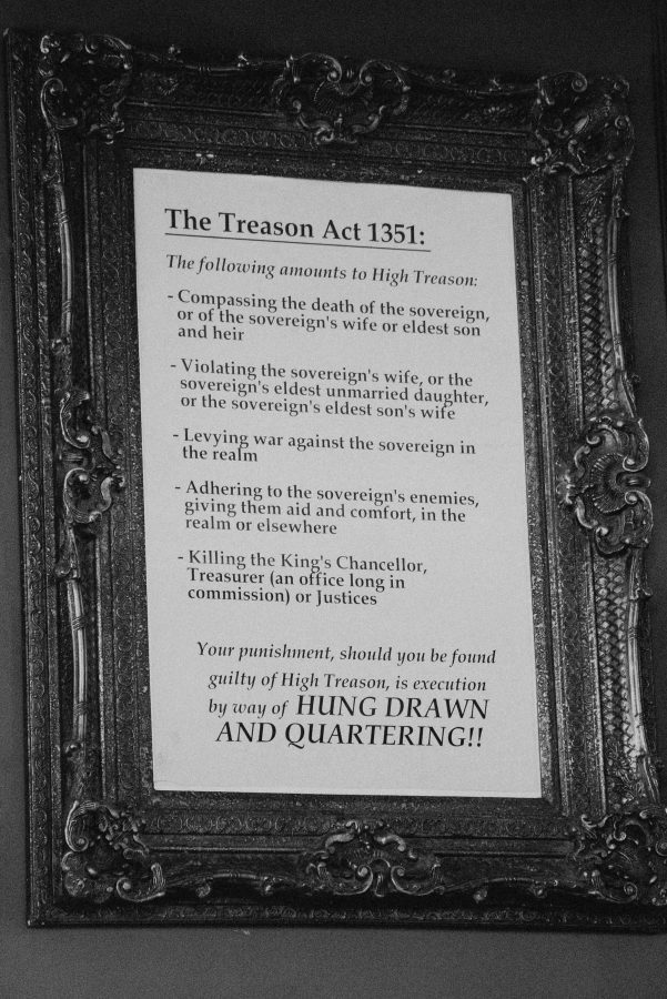 The treason act