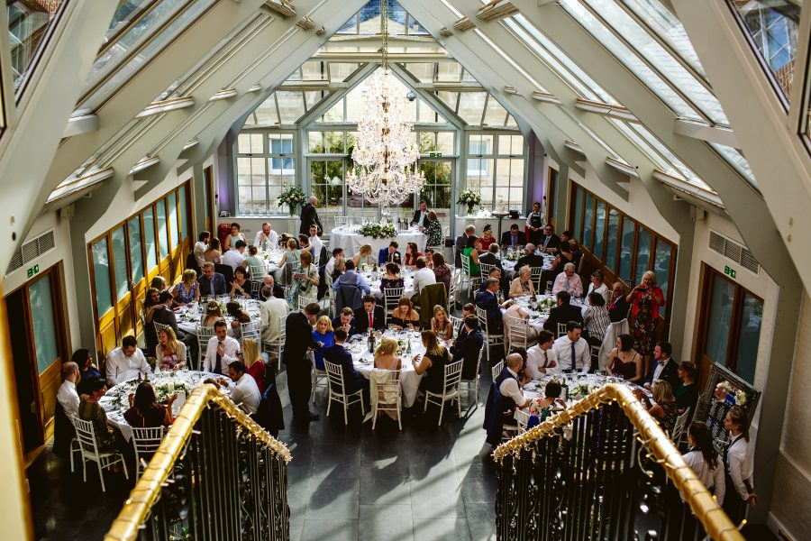 botleys mansion wedding breakfast room
