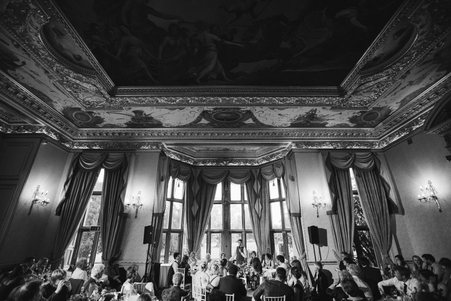 Ashridge House wedding reception