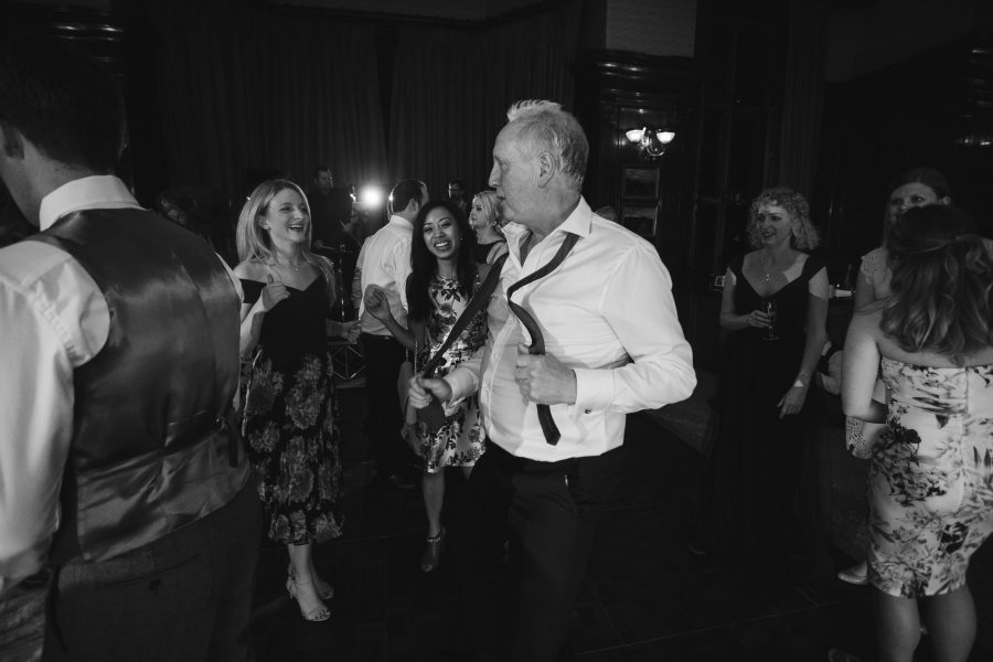 Dancing at Ashridge House