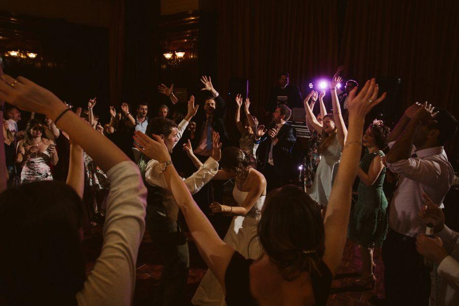 Ashridge House Wedding Reception Dancing