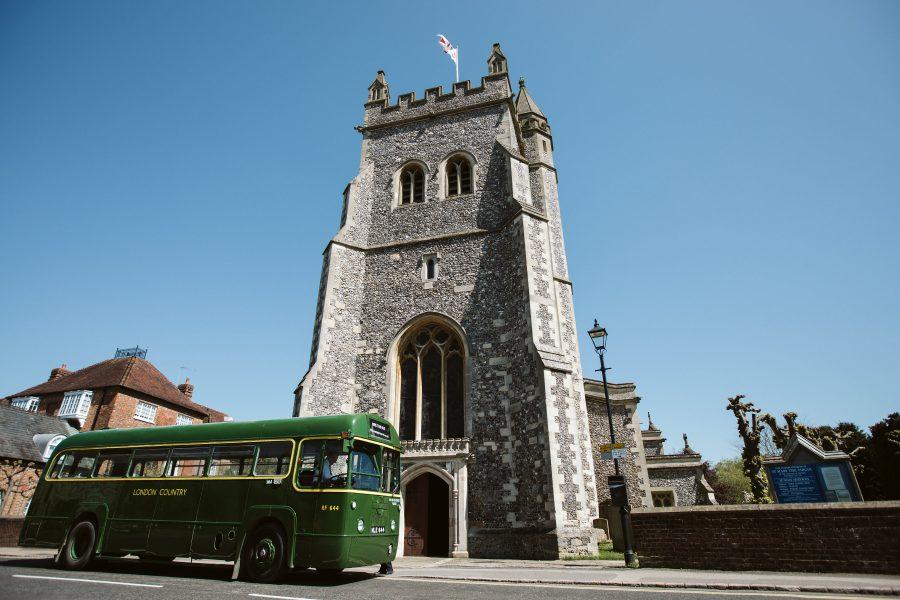 st mary's church amersham