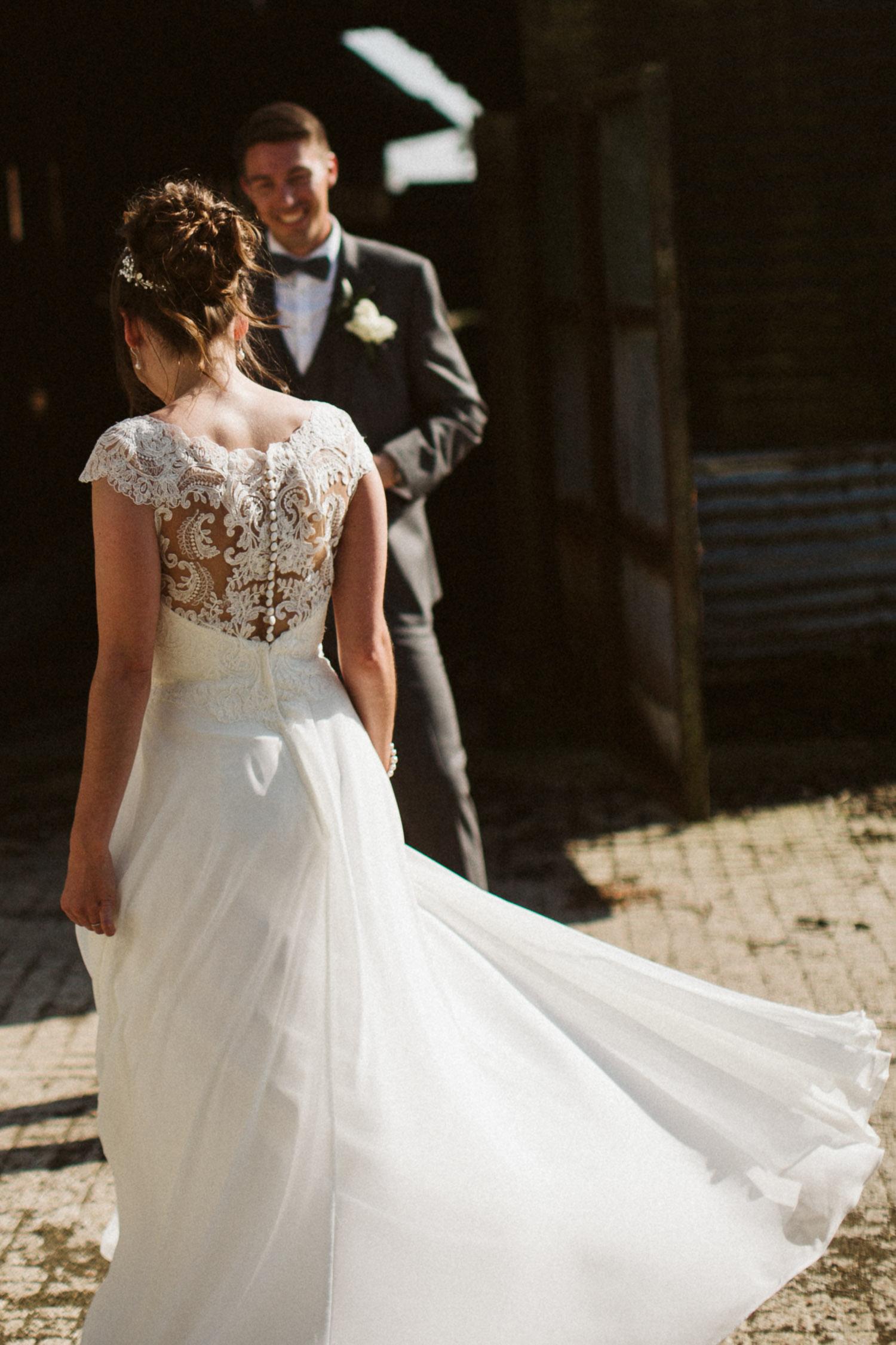 the Stella York dress