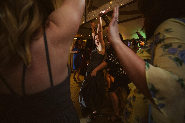 wild dancing