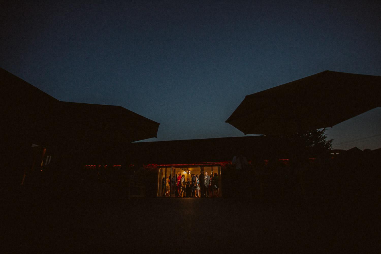 farbridge at night wide angle